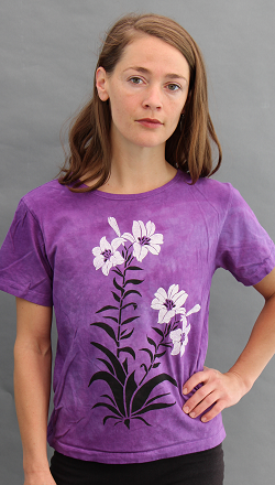 Lily Short Sleeve Scoopneck