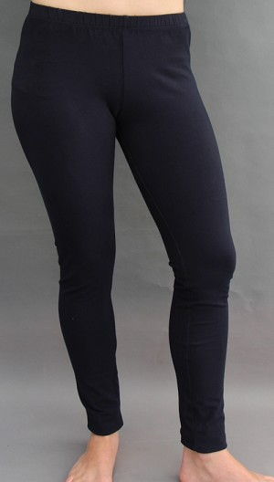 Long Legging in Black