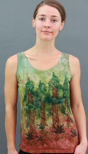 Redwood Grove tank top